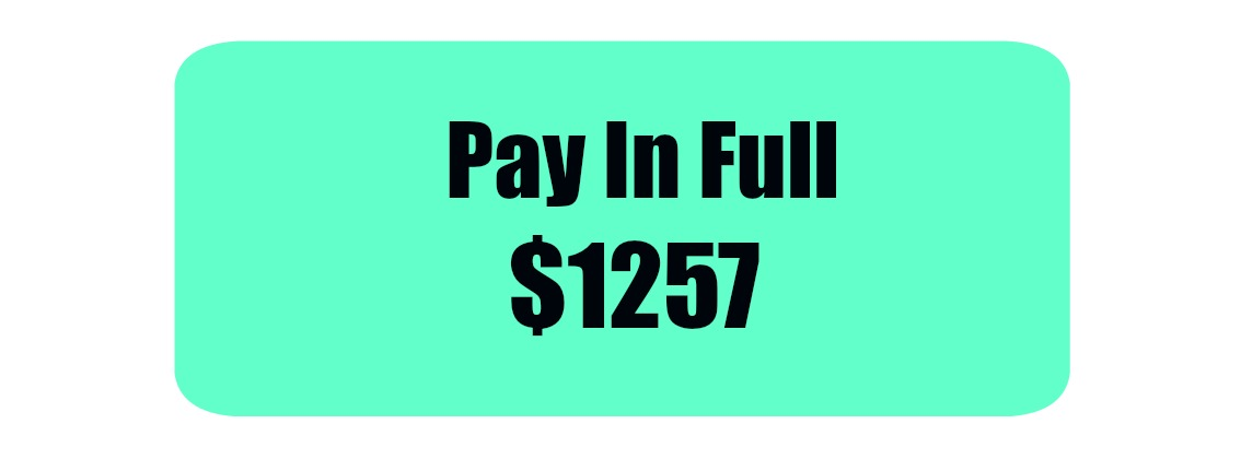 Pay in full!